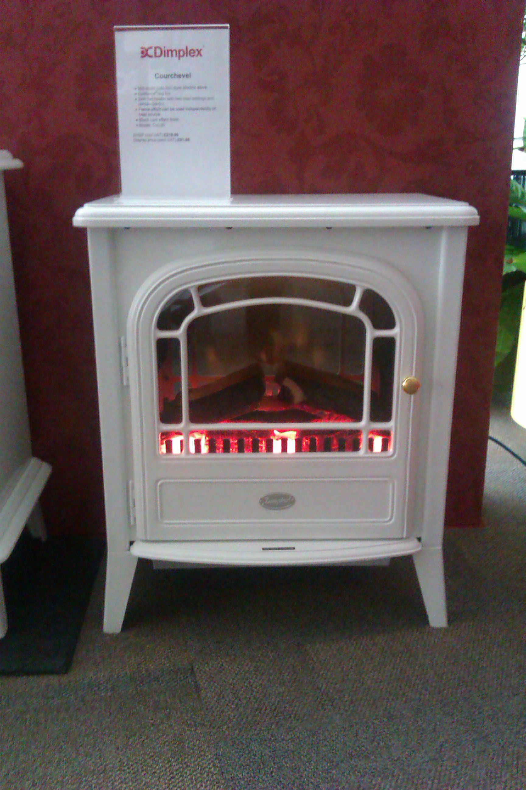 Dimplex Electric Fires Inset Freestanding Stoves And
