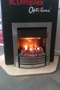 Dimplex Electric Fires And Valor Fires At Best Instore